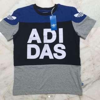 Adidas Originals Boys Graphics Tee (Size Boys 164)