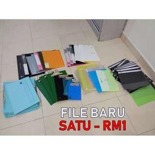 1 File - RM1 (Baru)