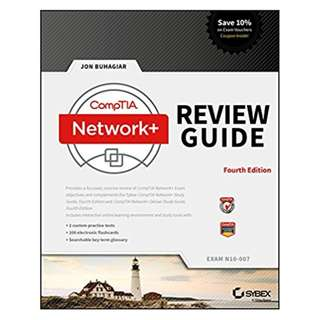 CompTIA Network+ Review Guide: Exam N10-007 4th Edition, Kindle Edition by Jon Buhagiar  (Author)