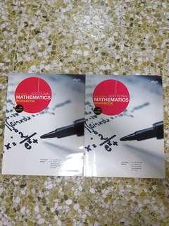 Shinglee Additional Mathematics Workbook 9th Edition New Syllabus