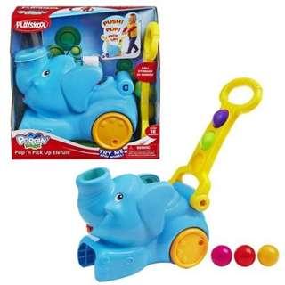 Playskool Poppin' Park Pop 'n Pick Up Elefun Toy