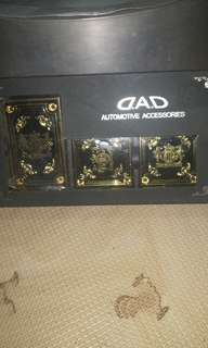 Dad garson junction produce pedal