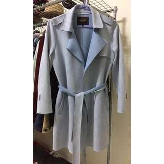 Starmimi 英倫經典風衣口袋外套大衣