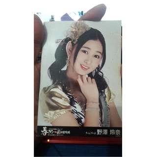 Photopack Rena Nozawa AKB48/JKT48