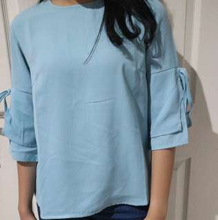 Blouse by Cottonink