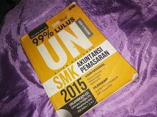 Buku latihan UN SMK PEMASARAN dan AKUNTANSI #afbakrie