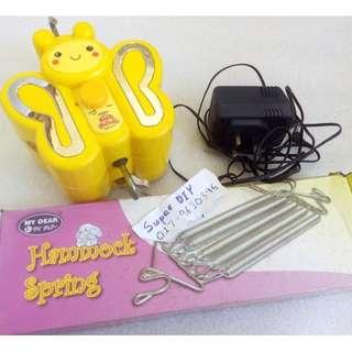 Buaian elektrik baby cradle electronic