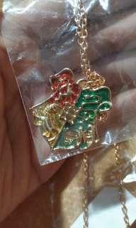 Hogwarts Necklace #CarousellCintaBumi