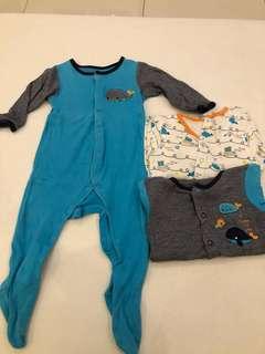 Mothercare pyjamas 6-9month
