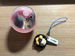 🚚 藏壽司扭蛋手機吊飾