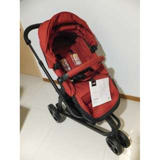 Pre-owned Unilove Azraa Stroller ** 50% discounted price!! **