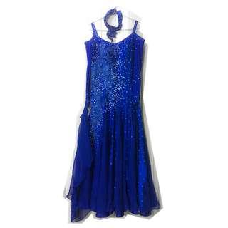 跳舞裙 Dancing dress