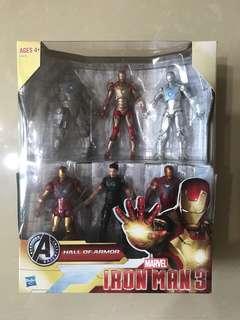[Ironman didn't die in Infinity war PROMO] Iron Man 3 Hall of Armor