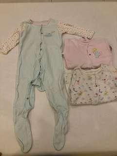 Mothercare pyjamas 9-12 month