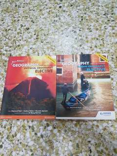 All About Geography Elective Upper Secondary Physical Geography Textbook