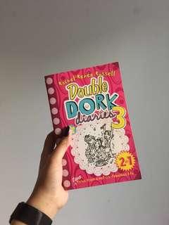 Double Dork Diaries 3