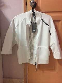Adidas White Jacket