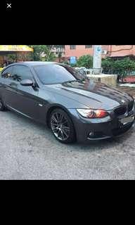 BMW E92 325i MSPORT