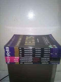 IELTS Cambridge English Reviewer with Answers 9 Books