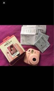 Pink Instax Mini 8