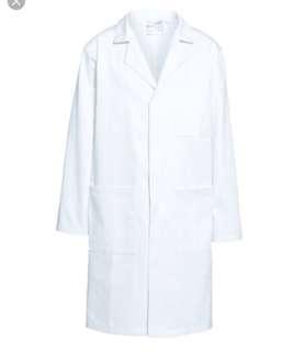 Cherokee White Lab Coat