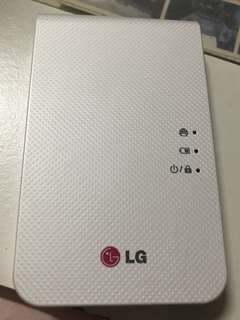 LG 印相機 PD239
