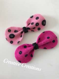 Hair Clip/Brooch set