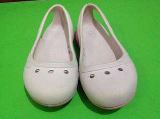 REPRICED!! Authentic Crocs for girls