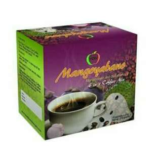 6-in-1 Mangoyabano (Mangosteen + Guyabano) Coffee Mix | Health2Wellness