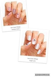 Color Street Nail Polish Strips - Nail Art Design