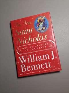 The True Saint Nicholas HB