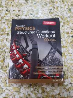 O Level Physics All About Physics Structured Questions Workout