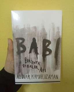 Books| BABI: Bercinta di Balik Api