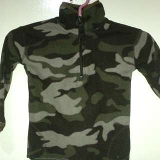 REPRICED! Old Navy Camouflage Sweater