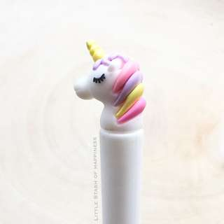 FREE NORMAL MAIL - Unicorn Pen