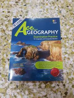 NEW Shinglee O Level Ace Your Geography Examination Practice for O Level Geography and Geography Elective