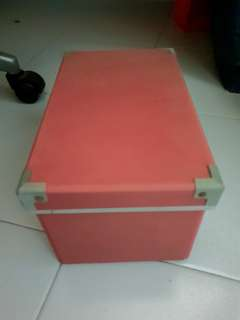 Ikea Red Box