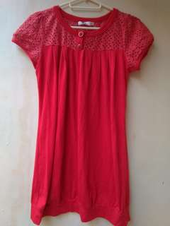 RED DRESS From Singapore