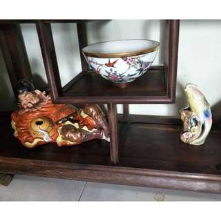 Various porcelain for sale 5, 各种瓷器出售 5