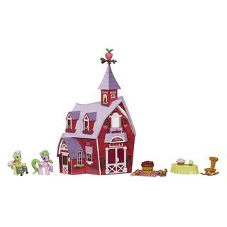 My Little Pony Sweet Apple Barn_Genuine Hasbro
