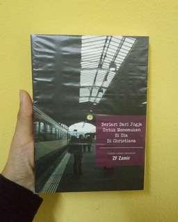 Books| Berlari dari Jogja untuk Menemukan Si Dia di Christiana