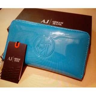 100% 全新 Armani Jeans Wallet 原價$1280