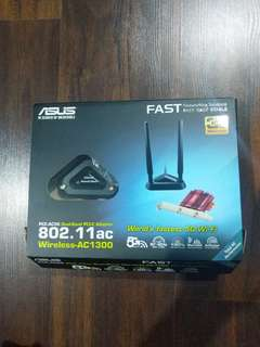 Asus Dual Band Wireless Adapter