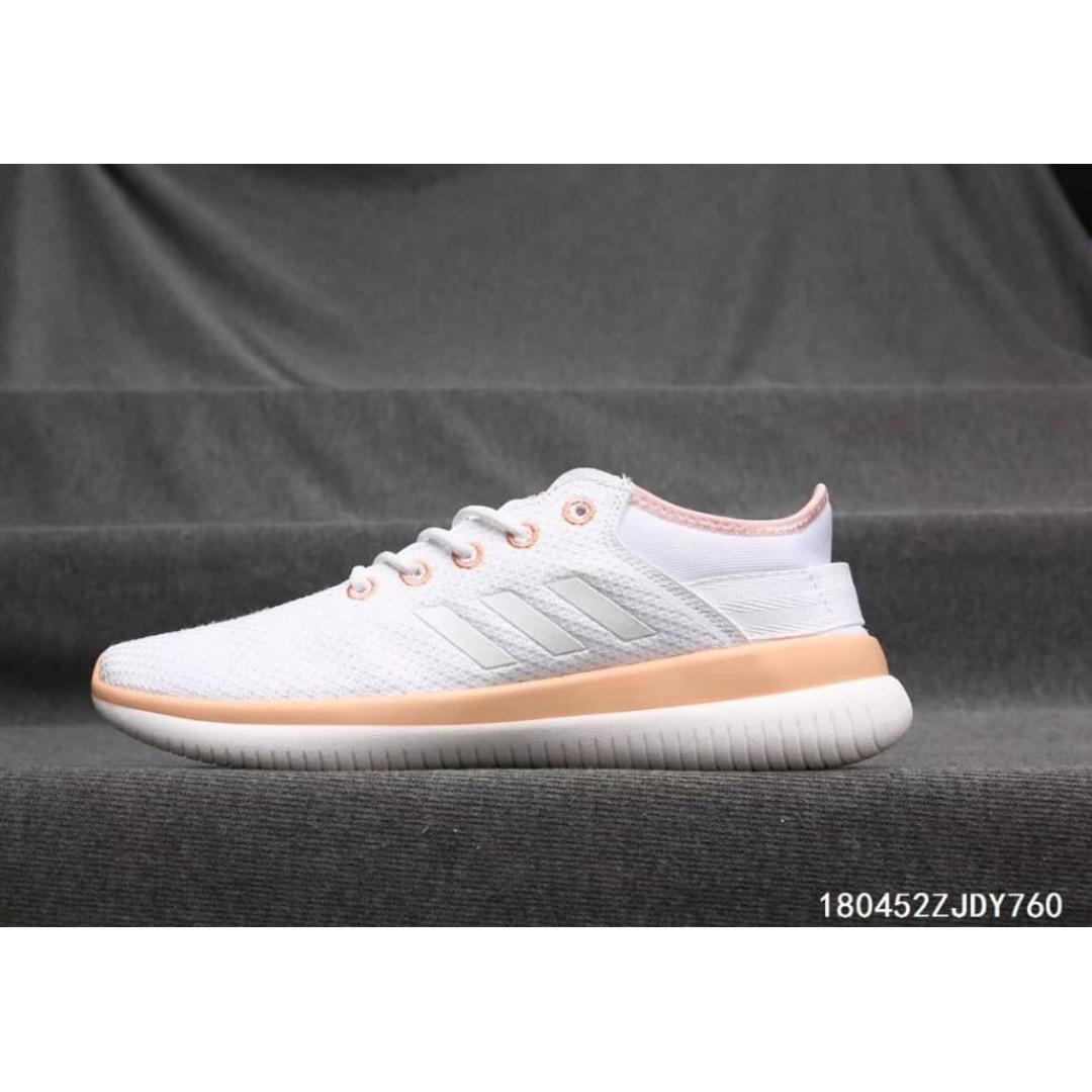 6da5986e80a ... norway adidas neo 2018 womens white orange ee0d5 6786d