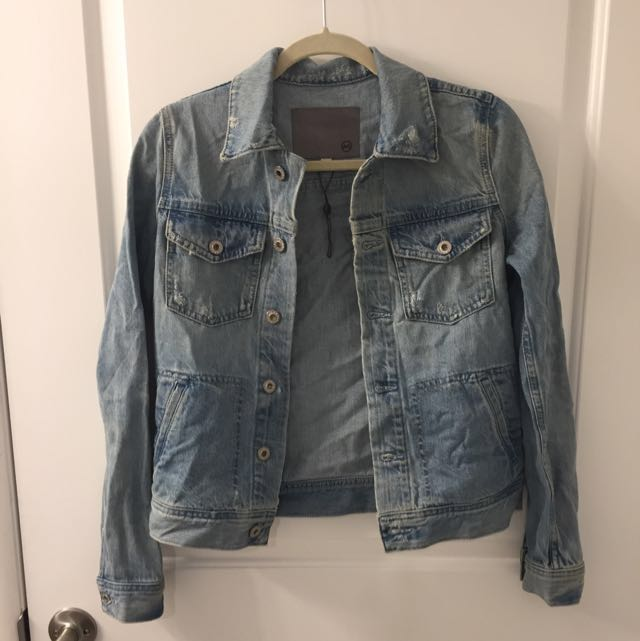 AG Jean Jacket Brand New