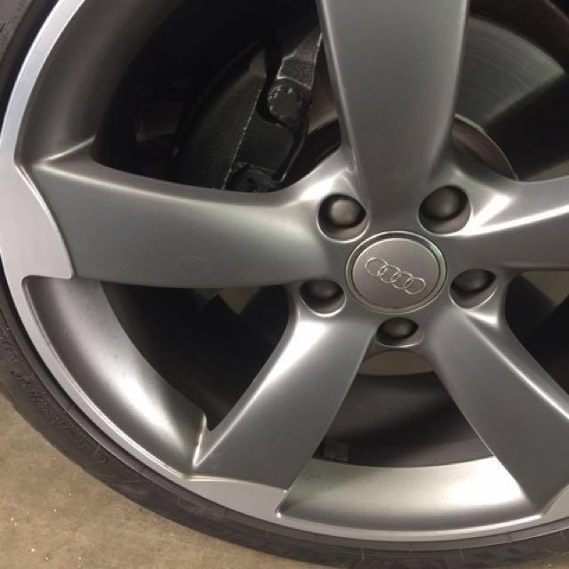 Audi Sline Original Big Brake Kit