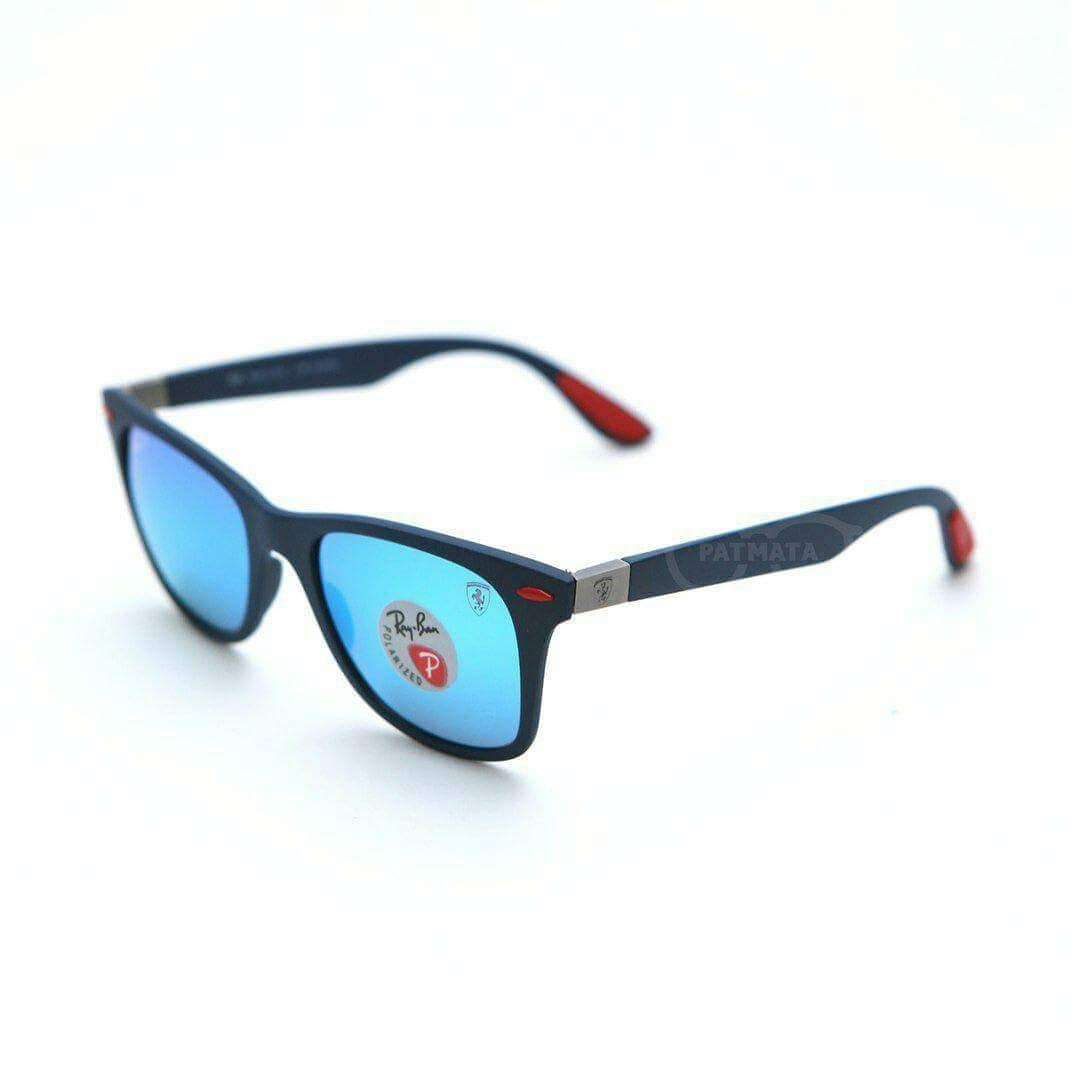 ba16728837 Authentic Rayban Ferrari Liteforce Luxottica Polarized
