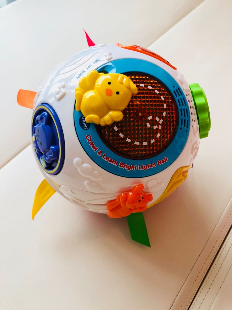 Baby learning ball