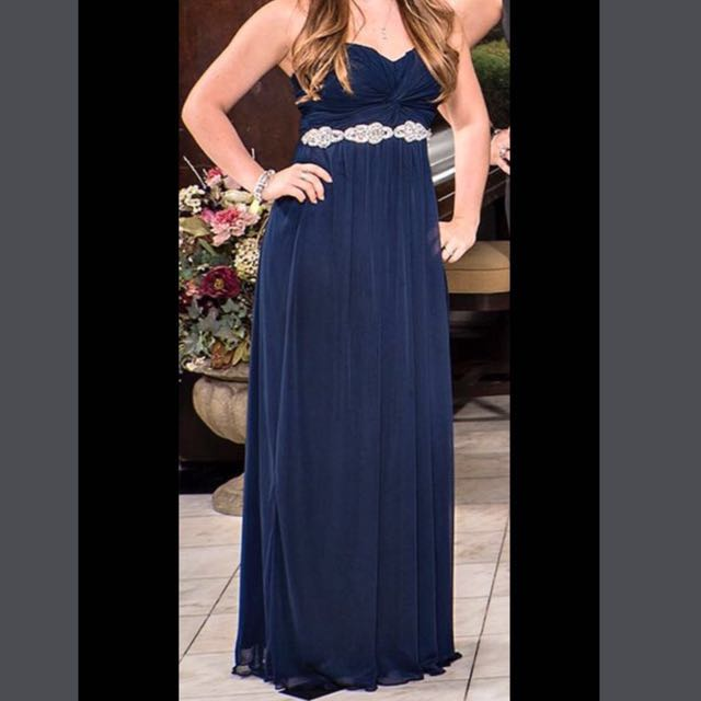 Beautiful Prom / Bridesmaid Dress Size Small