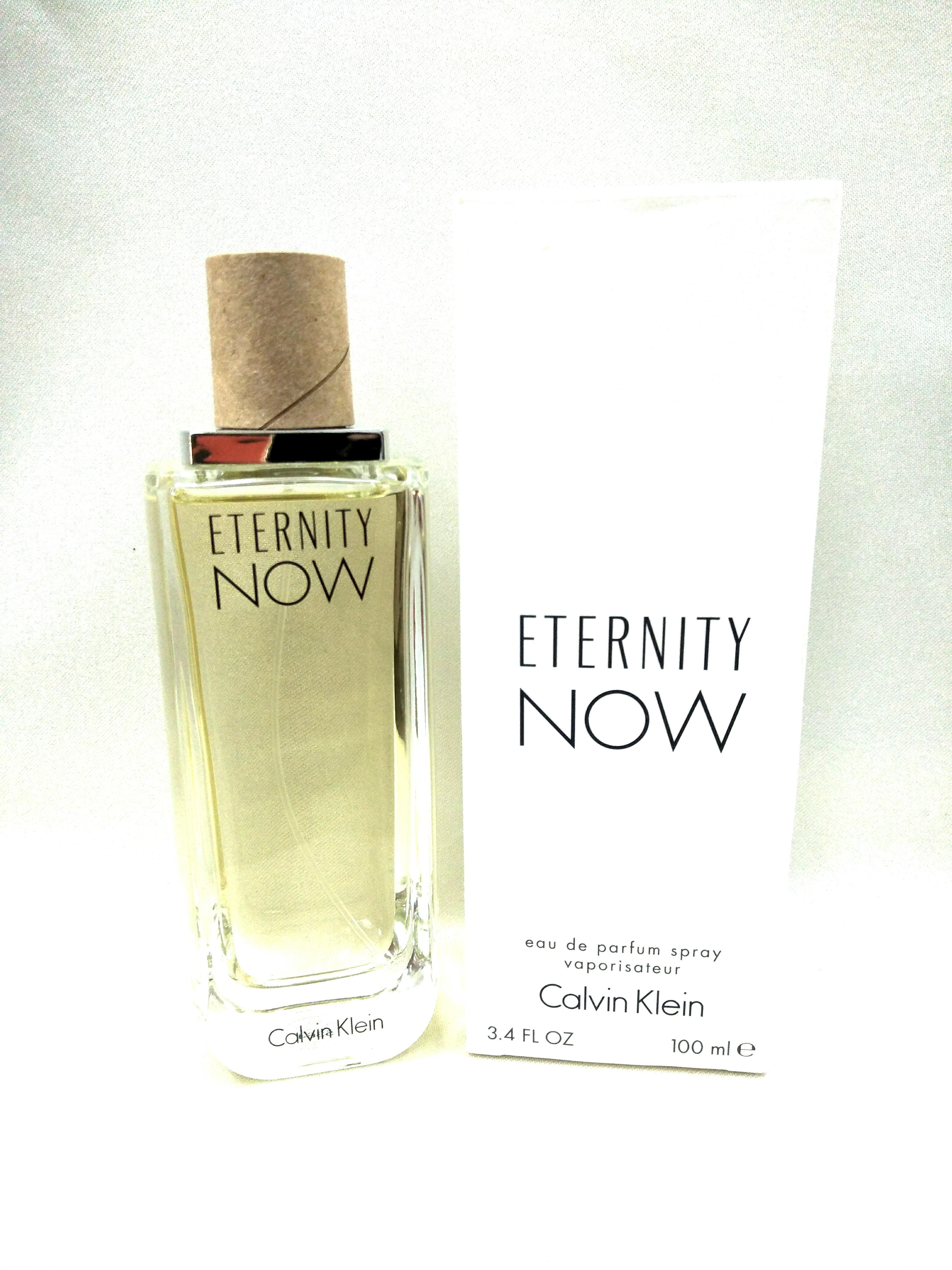 Calvin Klein Eternity Now Edp Perfume 100ml Tester Pack Health